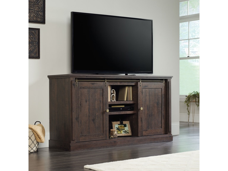 Sauder Living Room Credenza 420750 - Gilliam Thompson Furniture ...