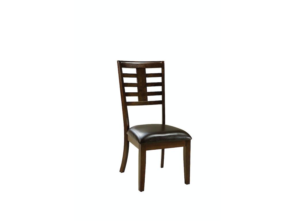Standard Furniture Dining Room Side Chair 16844 Tate Furniture Phenix City Al And Columbus Ga