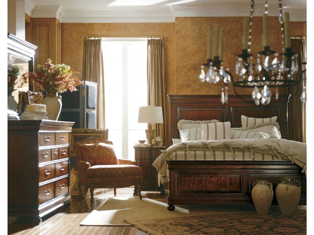 Stanley Bedroom Furniture Stanley Furniture Bedroom Panel Bed Queen 058 13 40 Louis Shanks