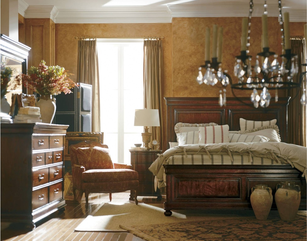 Stanley Furniture 058 13 40 Panel Bed Queen Interiors Camp Hill Lancaster