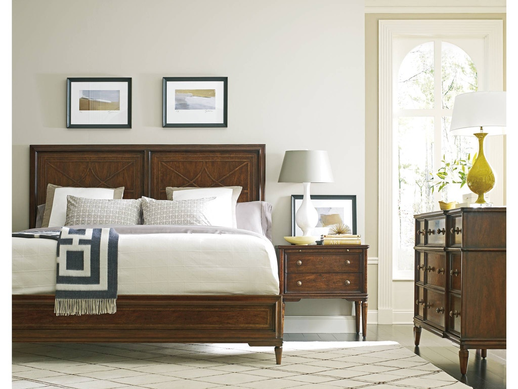 Stanley Furniture Bedroom Nightstand 264 13 80 Bartlett Home Furnishings Memphis Tn
