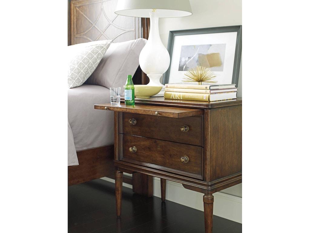 Stanley Furniture Bedroom Nightstand 264 13 80 Cherry
