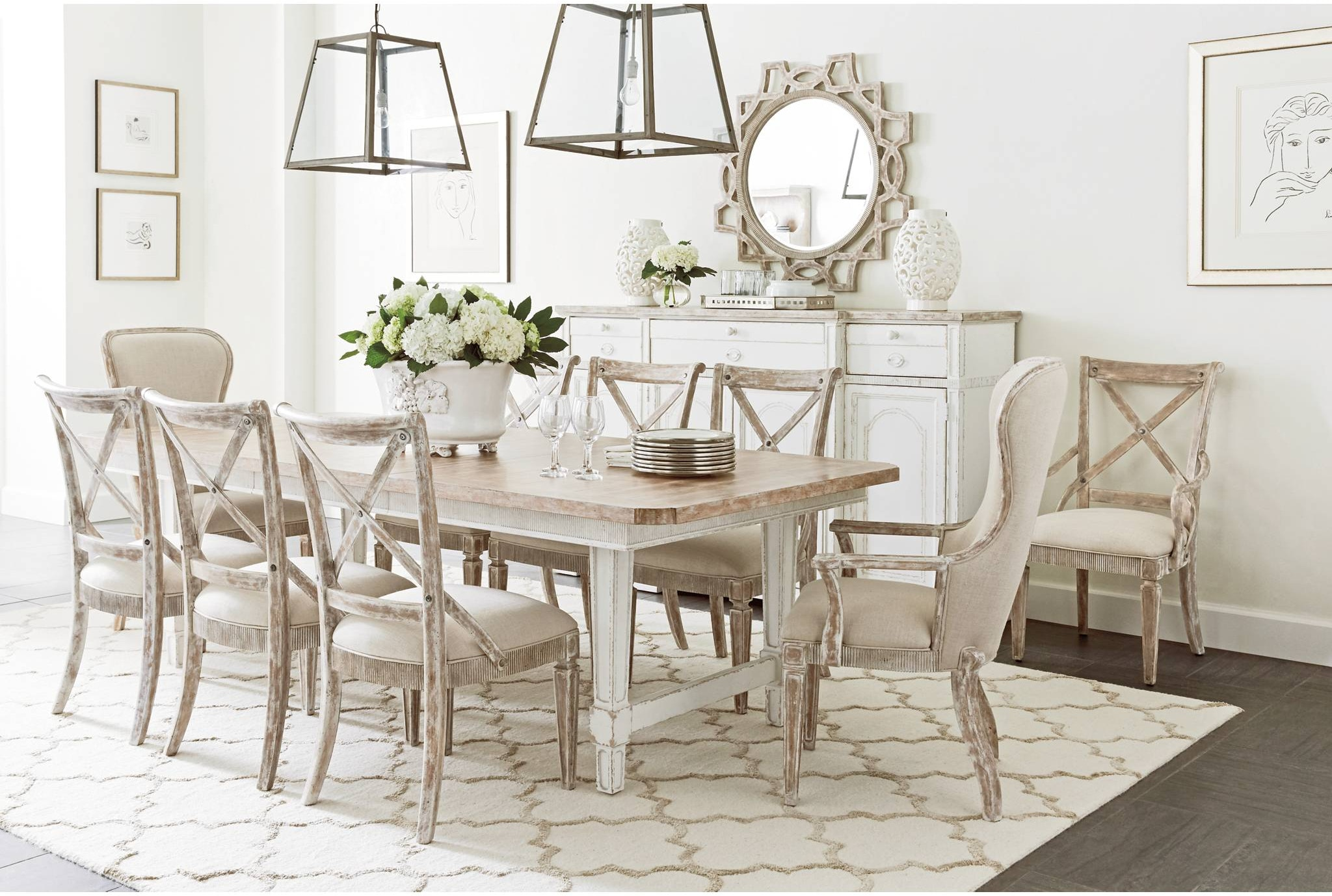 Stanley Furniture Dining Room Dining Table 615 21 36