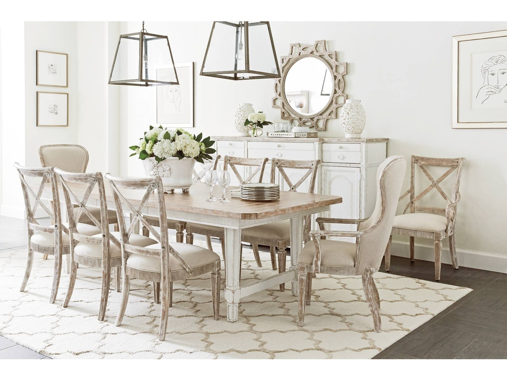 Stanley furniture dining room dining table 615 21 36 for The dining room ennis