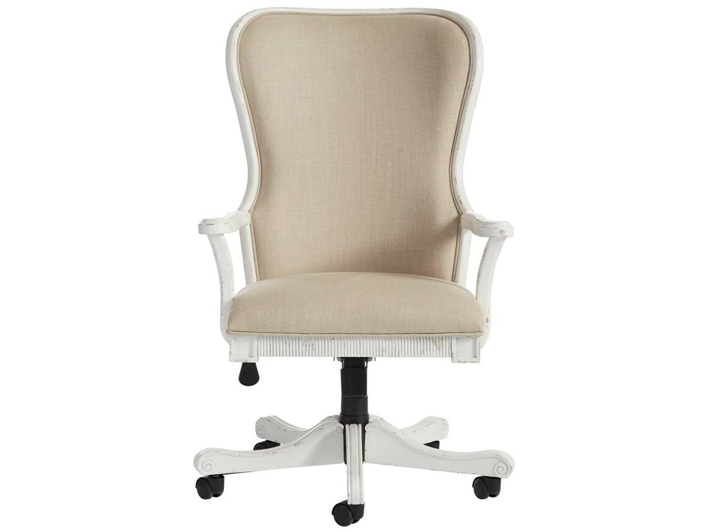 Stanley furniture home office desk chair 615 25 75 - Home office furniture atlanta ...