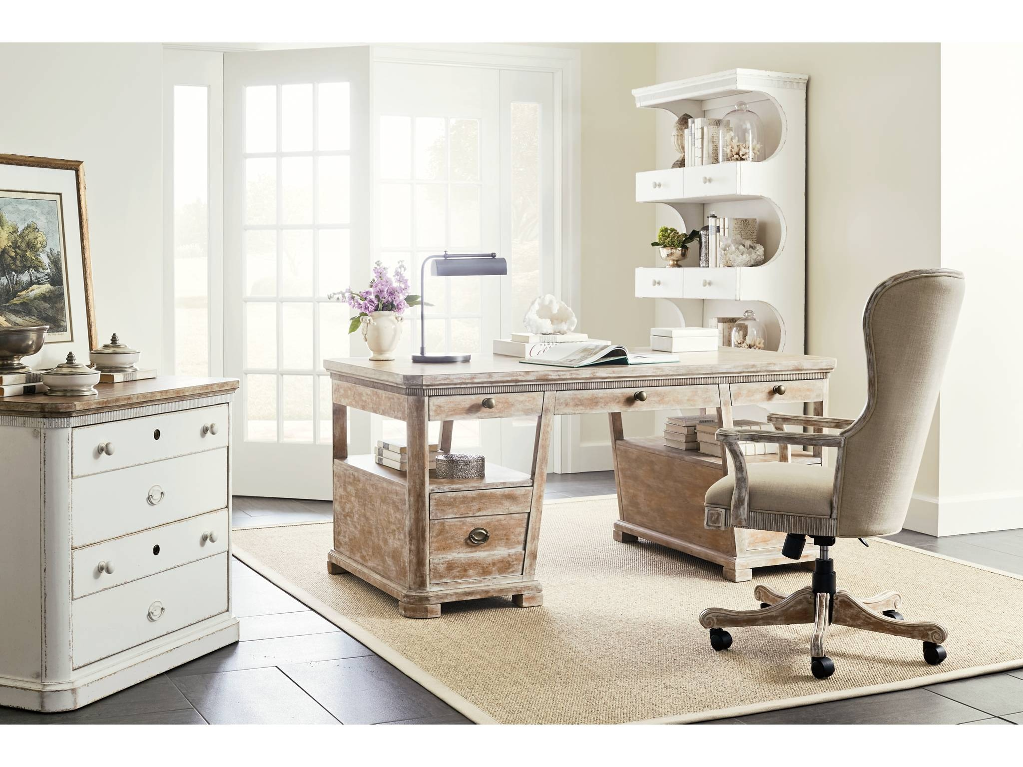 ... Stanley Furniture Writing Desk 615 65 03
