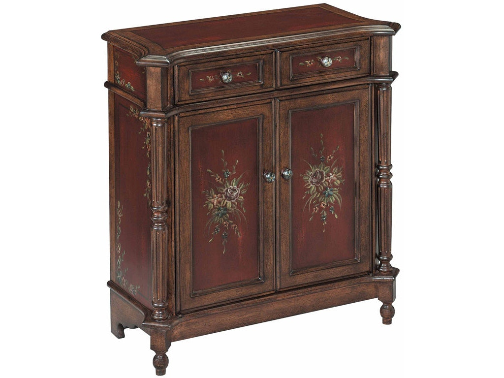 Stein World Living Room Chamberlin Small Cabinet 70292 China Towne Furniture Solvay Ny