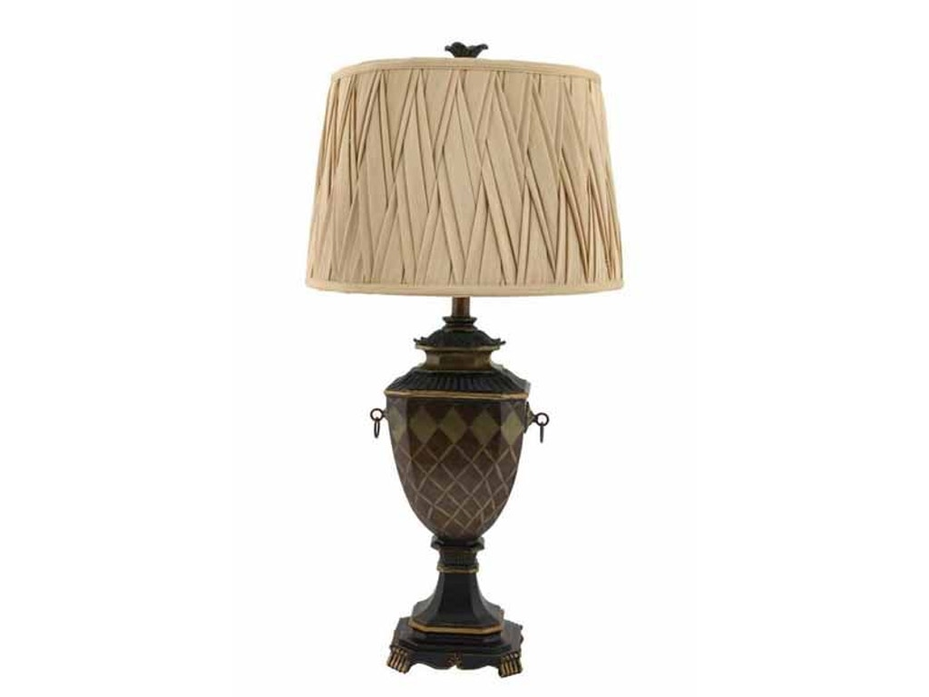 Stylecraft Lamps Lamps And Lighting Table Lamp And Shade 32 Inch Pt5961 Exter Carol House