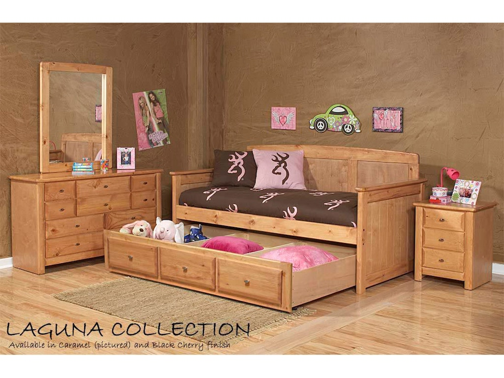 Trendwood Youth 9 Drawer Dresser 542108048 Hansens Furniture Modesto And Winton Ca Showrooms