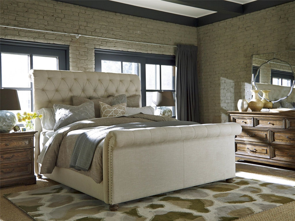 Universal Furniture Bedroom Complete 6 6 Bed 45076b Bartlett Home Furnishings Memphis Tn