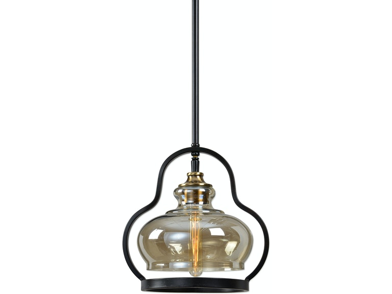 Uttermost lamps and lighting cotulla 1 lt mini pendant 22100 uttermost lamps and lighting cotulla 1 lt mini pendant 22100 at haynes brothers mozeypictures Images