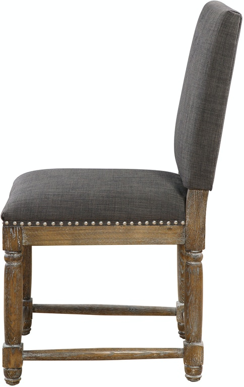 Uttermost Laurens Gray Accent Chair 23215