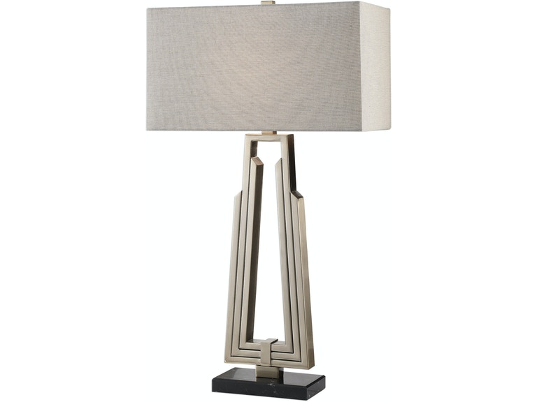 Uttermost Lamps And Lighting Alvar Mid Century Modern Lamp 27770 1 Fiore Furniture Company Altoona Pa