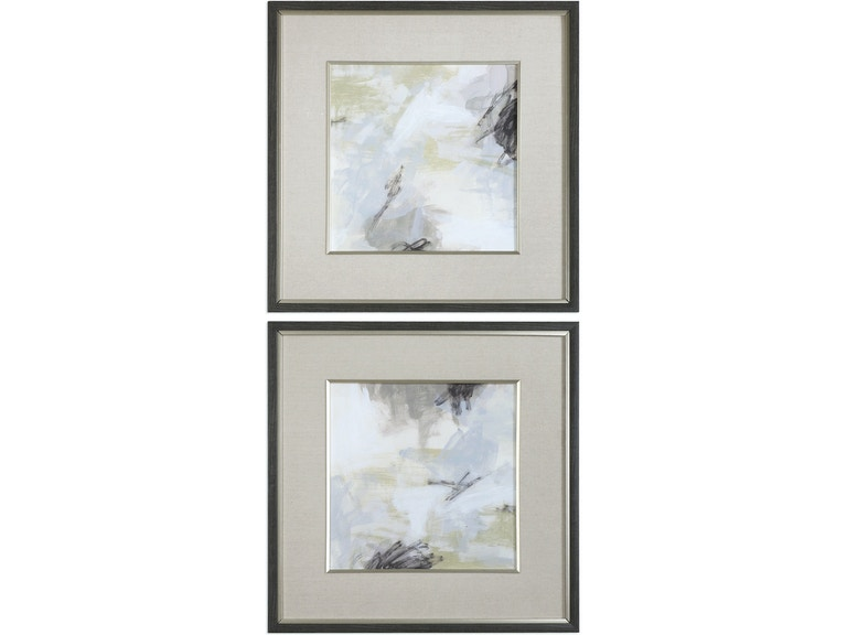 Uttermost Accessories Abstract Vistas Framed Prints S/2 33673 ...