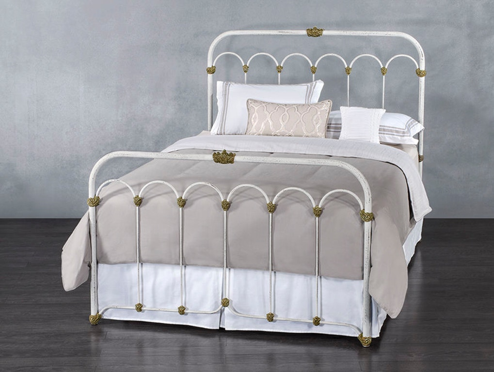 Wesley Allen Youth Iron Bed 1098 Galeries Acadiana Baton Rouge
