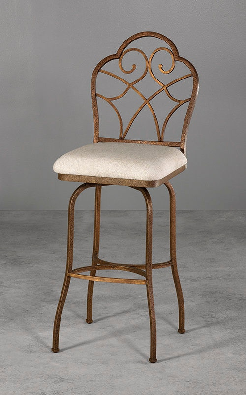Wesley Allen Bar and Game Room Bar Stool B218H24 Stacy