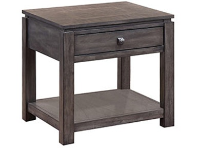 Winners Only Living Room 24 inches End Table