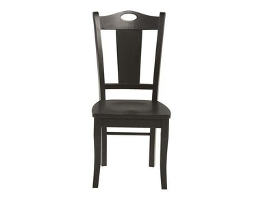 Winners Only Cape Cod Ebony Side Chair BE150S