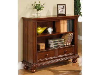 Winners Only 42 Inches Cape Cod Chocolate Bookcase BG142BN
