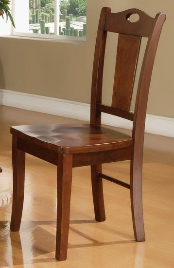 Winners Only Dining Room Cape Cod Chocolate Side Chair