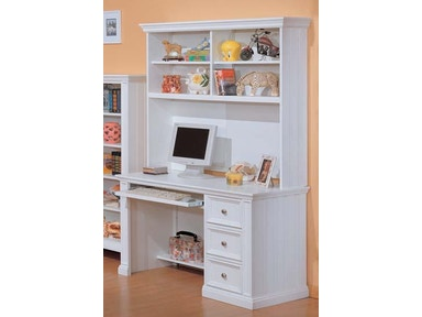 Winners Only Cape Cod White Youth Desk BP150N