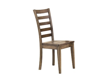 Winners Only Ladderback Side Chair DC350SR