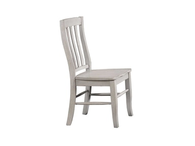 Winners Only Rake Back Side Chair DC352SG