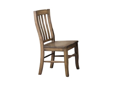 Winners Only Rake Back Side Chair DC352SR