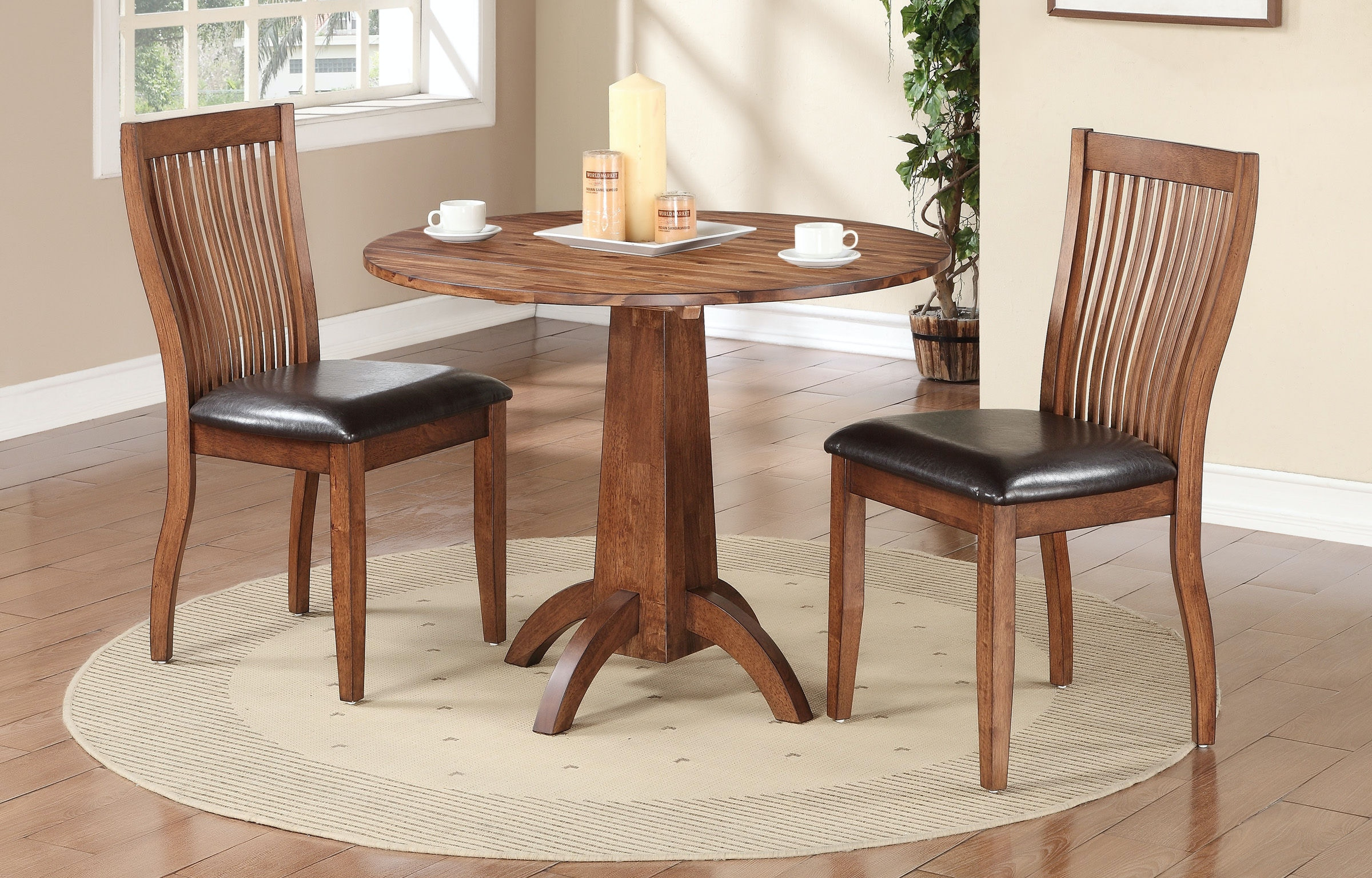 Merveilleux Winners Only Dining Room 40 Inches Round Table DFB14040 At Factory Direct  Furniture