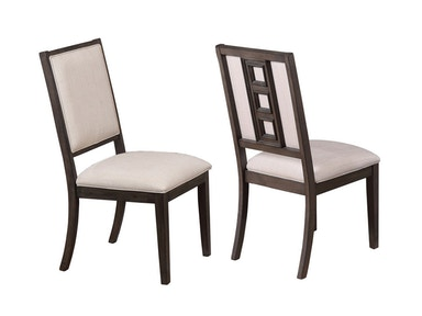 Winners Only Cushioned Back Side Chair DH2450S