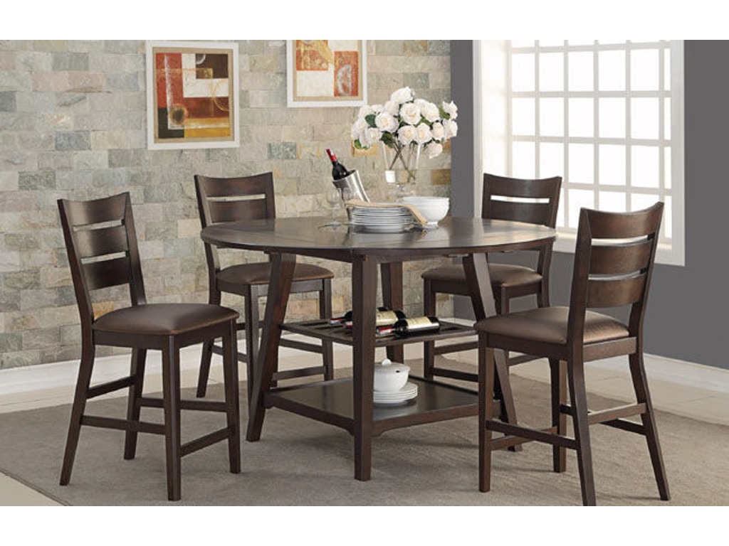 Winners only dining room 60 inches round table dpt36060x for Dining room table only