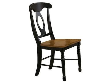 DQ1451SAE Quails Run Side Chair