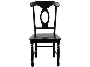 Winners Only Quails Run Napoleon Side Chair DQ1451SE