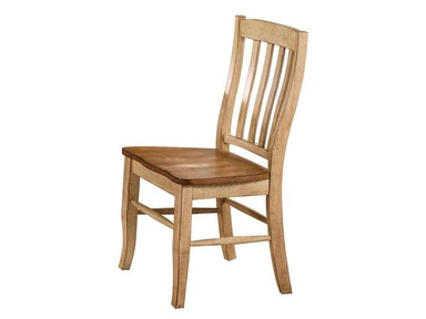 Winners Only Quails Run Rake Back Side Chair DQ1452SW