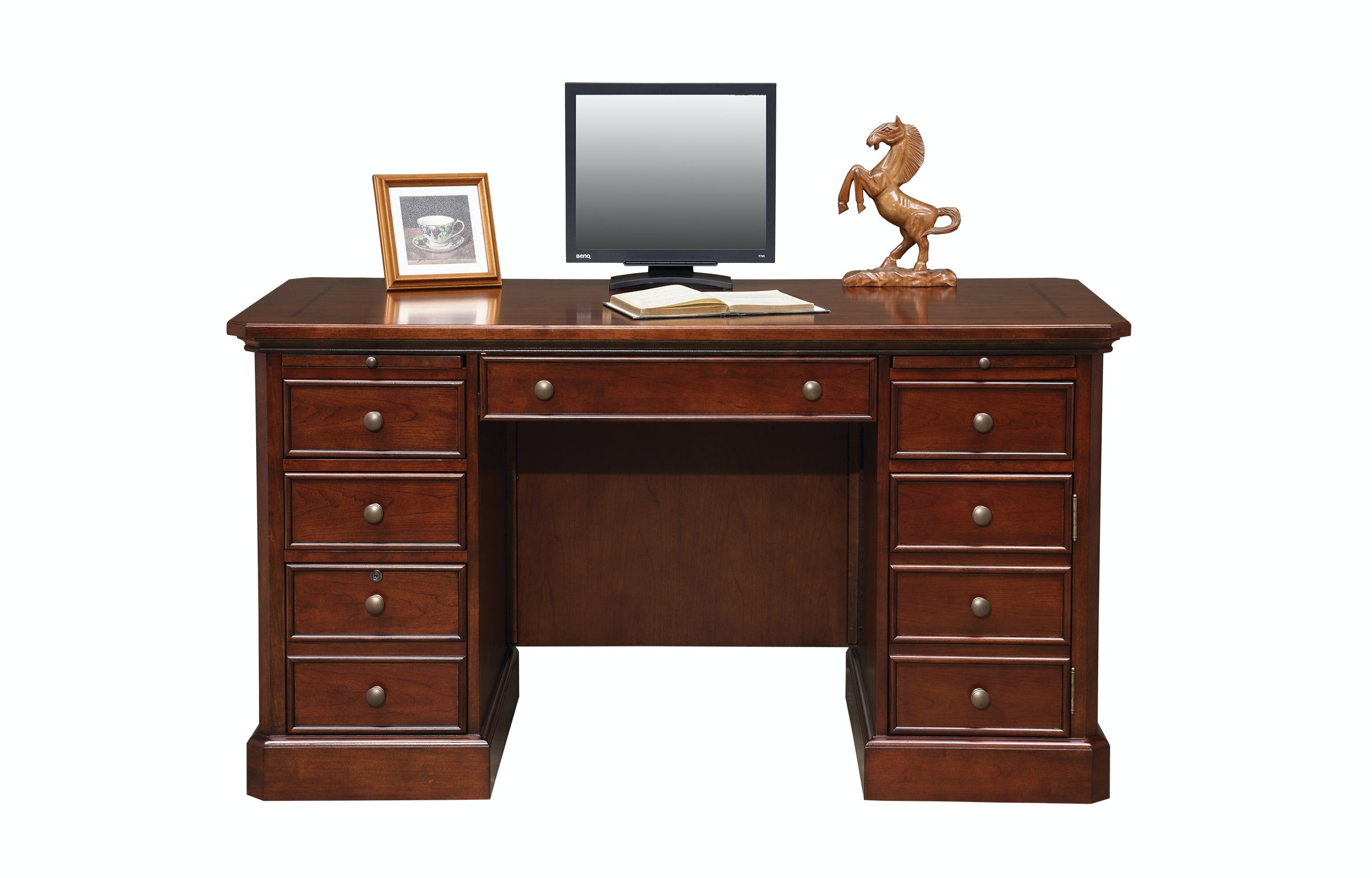 Winners Only Home Office 57 Inches Computer Desk GC257CF At Rossou0027s  Furniture