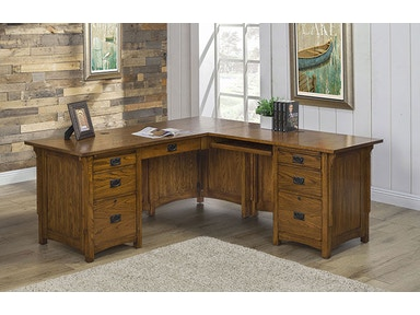Winners Only 72 Inches Desk with 46 Inches Return GCQ272R