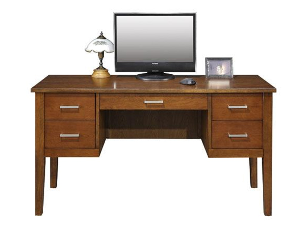 Winners only home office 54 inches koncept desk gk154f carol house furniture maryland - Home office furniture maryland ...