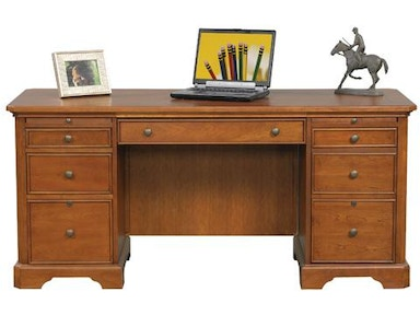 Winners Only 66 Inches Topaz Flat Top Desk GT266F