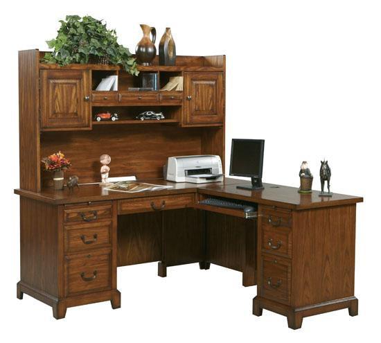 Winners Only Zahara Desk And Return GZ266R