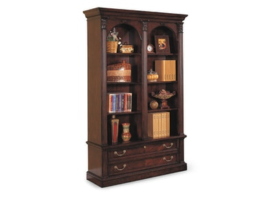 Double File Bookcase