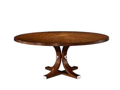 Hickory Chair Artisan Round Dining Table Top - Ash 141-10