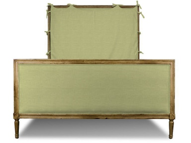 Hickory Chair Candler Queen Headboard Only Slipcover 1558-18