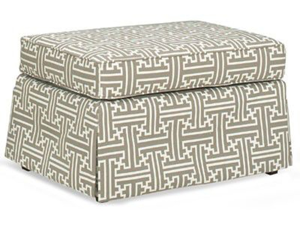 temple living room luna ottoman 1023 klingman 39 s grand rapids holland mi. Black Bedroom Furniture Sets. Home Design Ideas