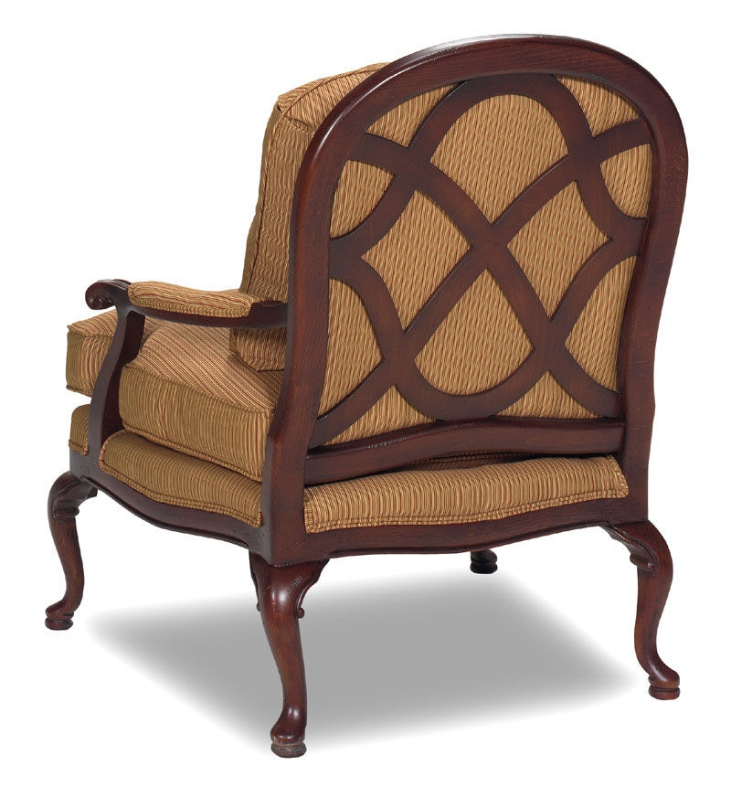 ... Temple Linsey Arm Chair 1055