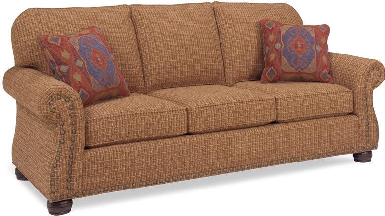 temple living room dallas sofa 3400-87 - americana furniture