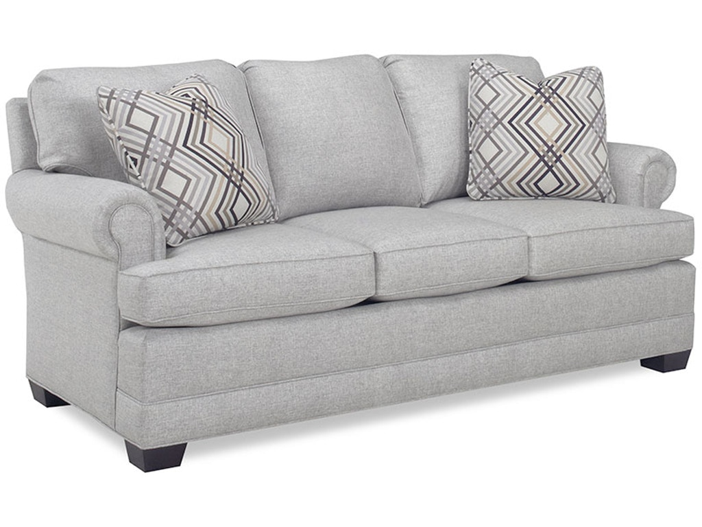 Temple Living Room Brunswick Sofa 5400 79 Ramsey Furniture Company Covington And Atlanta Ga