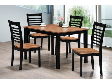 Simmons Upholstery & Casegoods Key West 5-PC Dining Set 5004-48