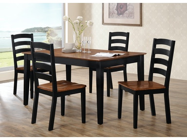 Simmons Upholstery & Casegoods Richmond Dining Set 5006