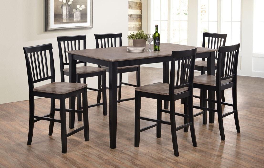 Simmons Upholstery U0026 Casegoods Dining Room Weston Dining Set 5014 59    China Towne Furniture   Solvay, NY | Syracuse, NY
