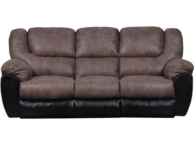 Simmons Upholstery & Casegoods Double Motion Sofa 50431-BR-Double Motion Sofa